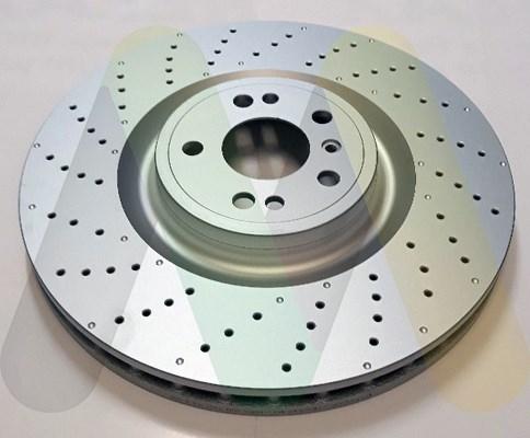 MOTAQUIP LVBD1890 Диск торм.пер.с вент.MB W166/X166 d375mm