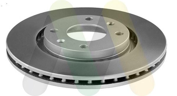 MOTAQUIP LVBE255 Диск торм.пер.с вент.Peugeot Partner