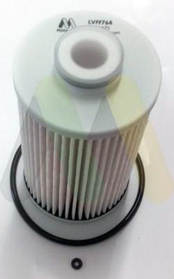 MOTAQUIP LVFF764 Фильтр топл.Honda Accord/Civic/CR-V 2.2 DTEC (08-)