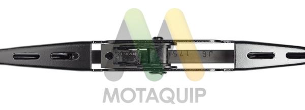 MOTAQUIP VWB281R Щетки стекл.280mm 1шт. крепление PIN LOCK (задняя дверь)